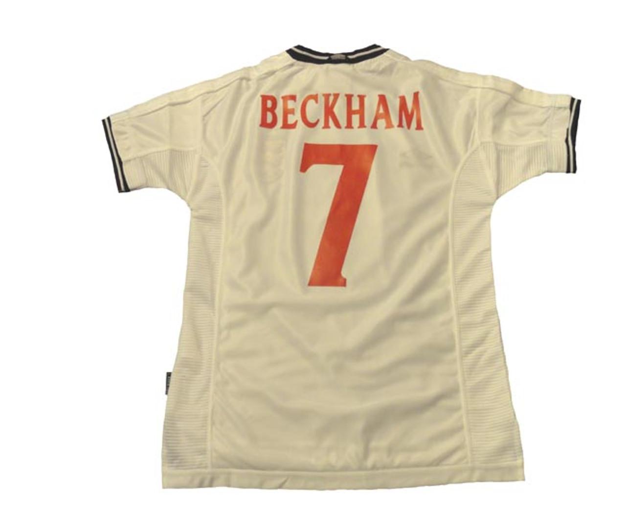 beckham jersey