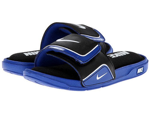 752a15d2f13 ... sweden nike comfort slide 2 youth blue 7780a 90cbc