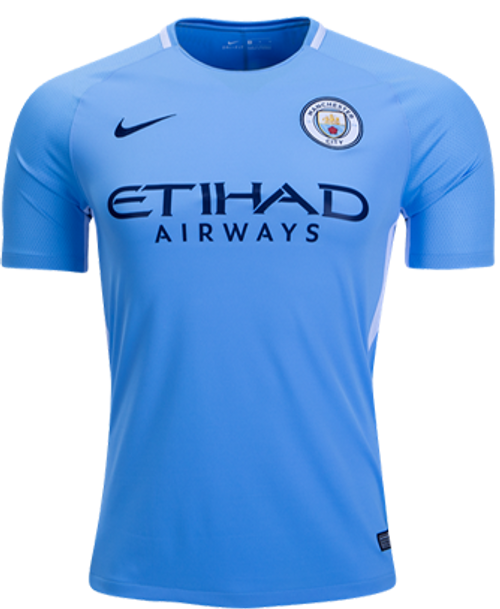 NIKE MANCHESTER CITY 2018 HOME JERSEY - Soccer Plus