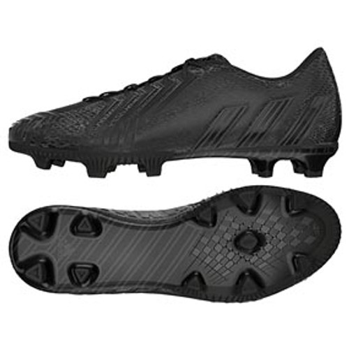 Adidas Predator instinto FG negro Soccer Plus