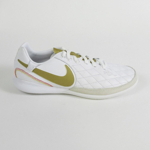 NIKE LUNAR LEGENDX 7 PRO 10R IC white/gold
