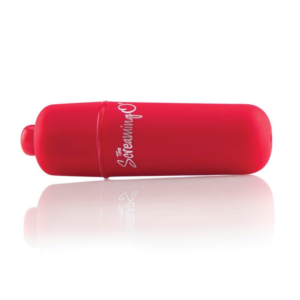 3+1 Soft-touch Bullet - Red