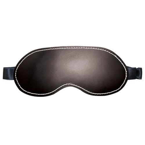 Edge Leather Blindfold