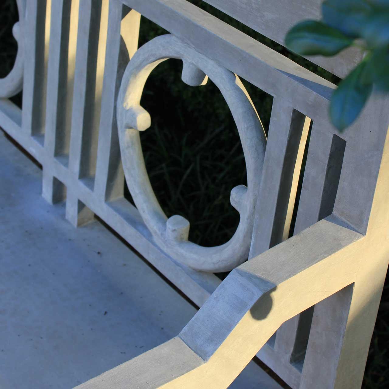 Leagrave Bench Detail