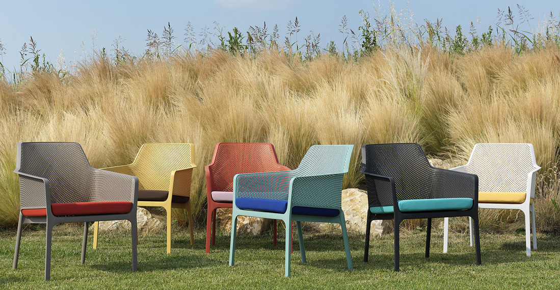 Net Relax chairs in other colors