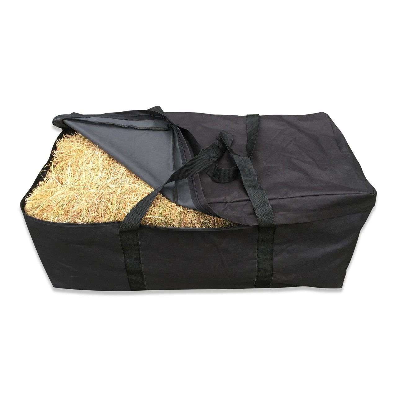 Hay Bale Bag Carry And Storage Bag - Front View  sc 1 st  P&ered Pony & Hay Bale Bag/Hay Bale Bag Australia