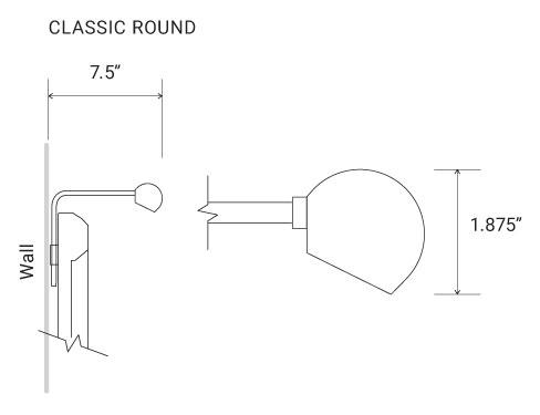 Classic Round
