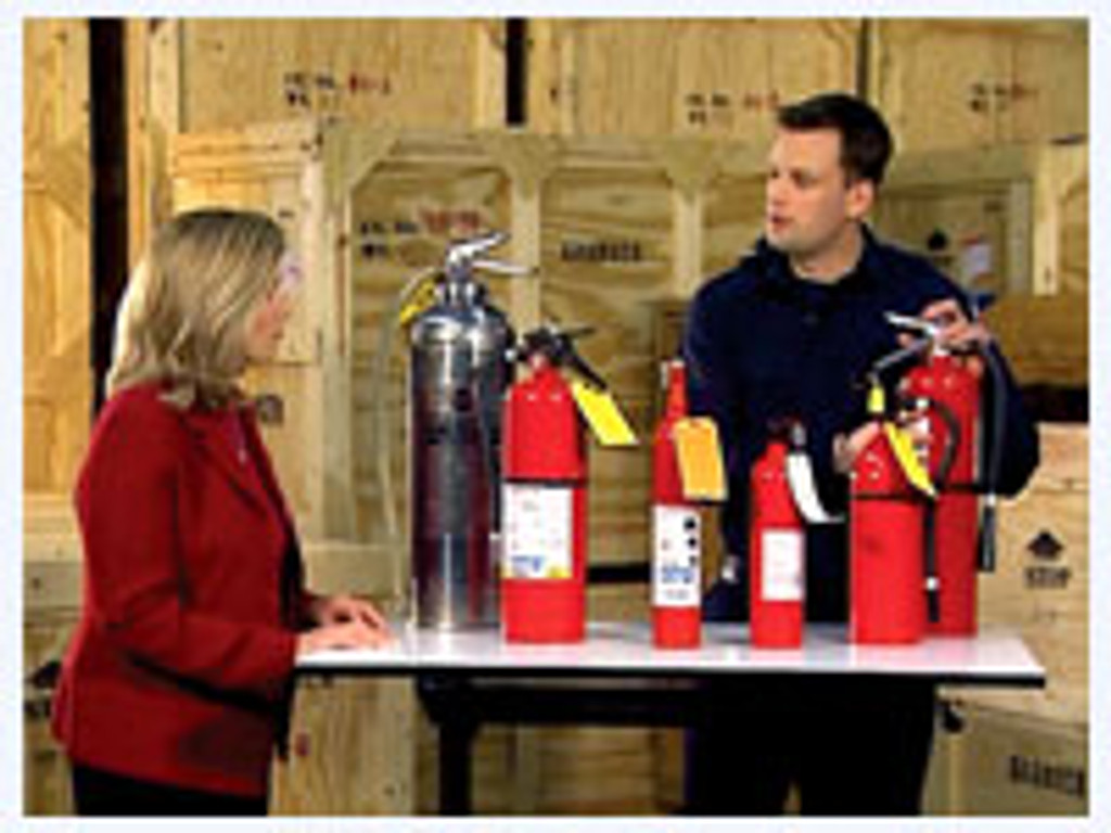 Fire Safety & Evacuation: Keeping Your Workplace Safe - DVD