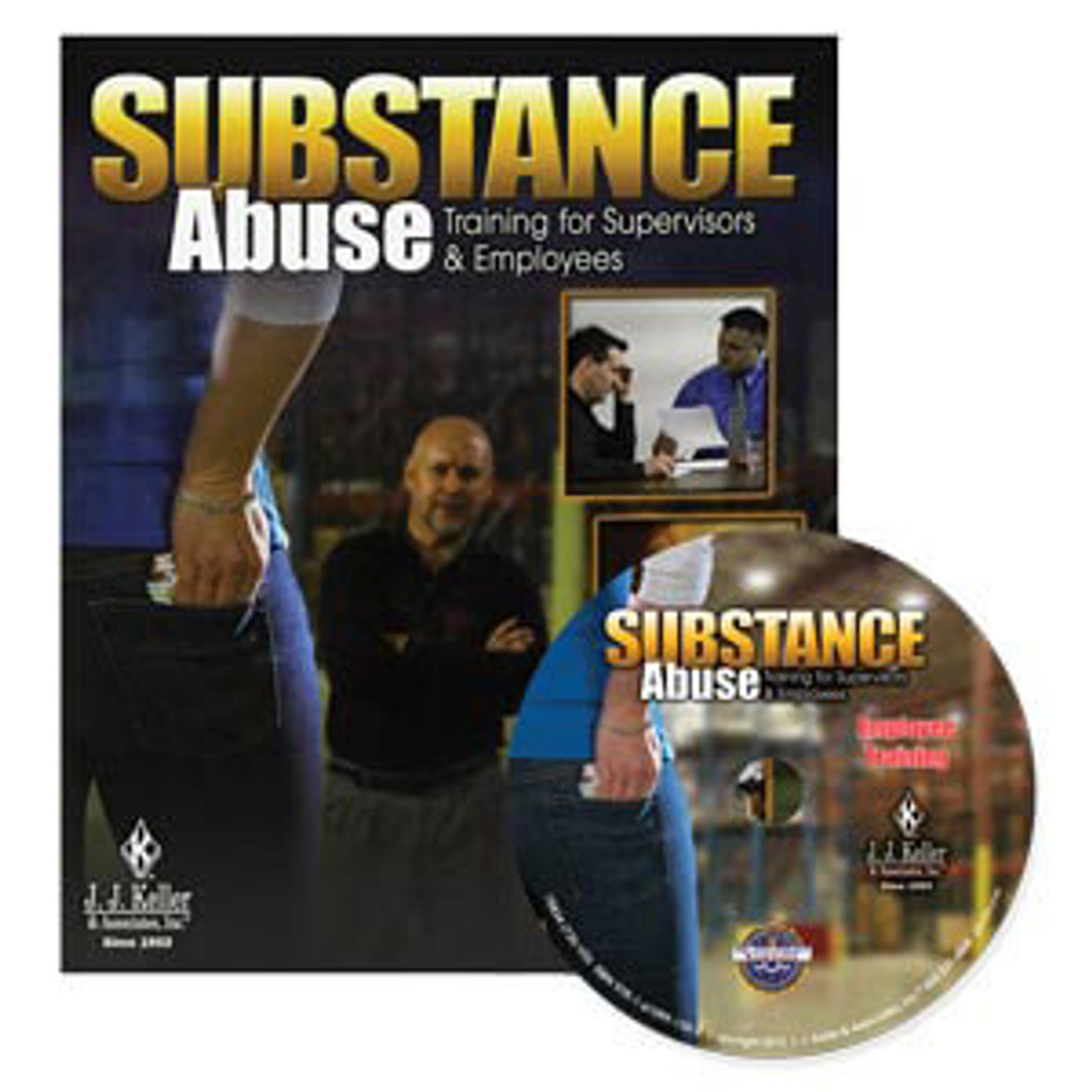 Substance Abuse Training for Supervisors and Employees - DVD Training