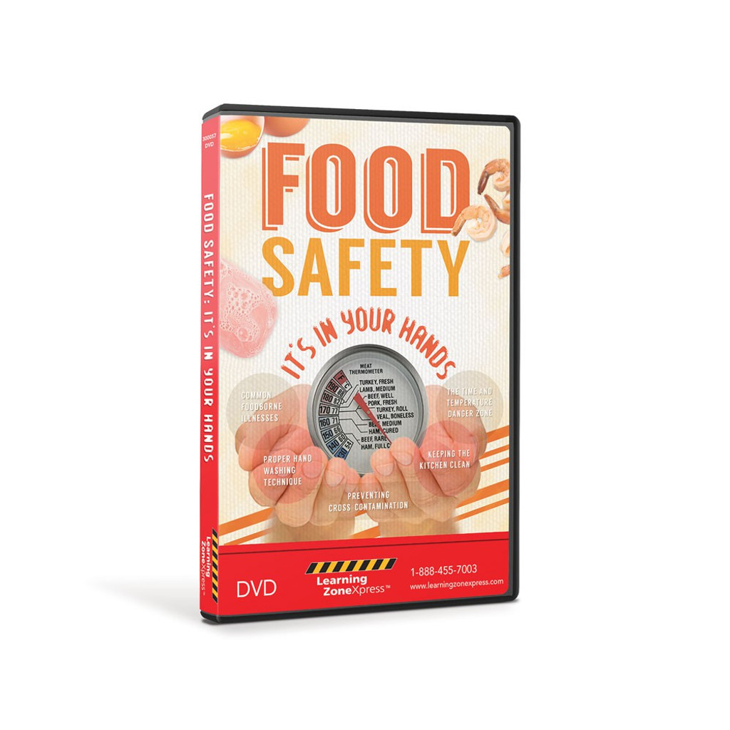 Food Safety: It's in Your Hands Video