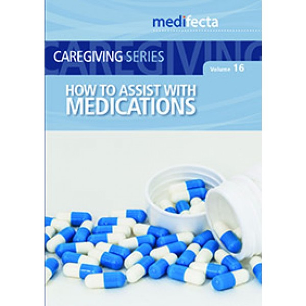 Assisting With Medications DVD (Developed for Unlicensed Home Care Personnel)
