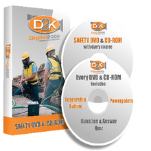 Machine Guarding, Safety Hazards, How To Prevent Slips and Falls DVD