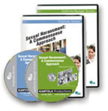 Sexual Harassment: A Commonsense Approach — Employee/CA Manager Combination Package (2 Courses)