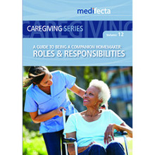Companion Homemaker: Roles and Responsibilities DVD