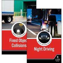 Fixed Object Collisions and Night Driving 2-pack – DVD Training