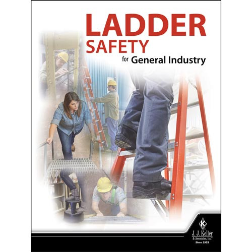 Ladder Safety for General Industry - DVD Training