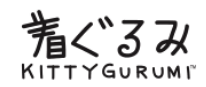Kittygurumi logo japanese characters