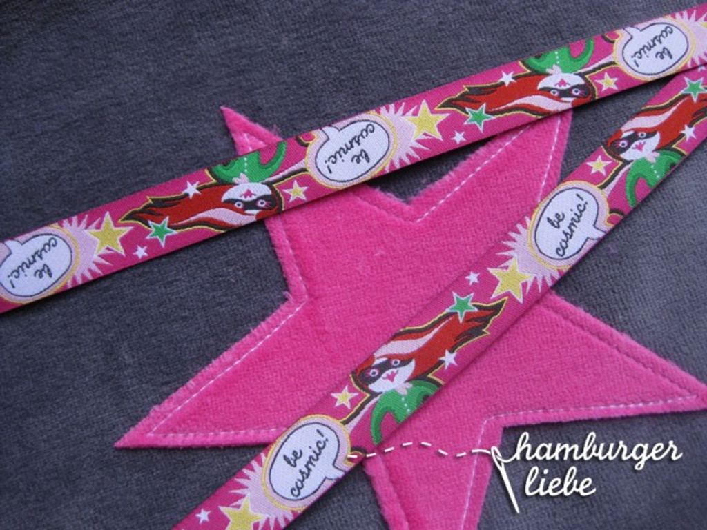 Be Cosmic!  Farbenmix ribbon