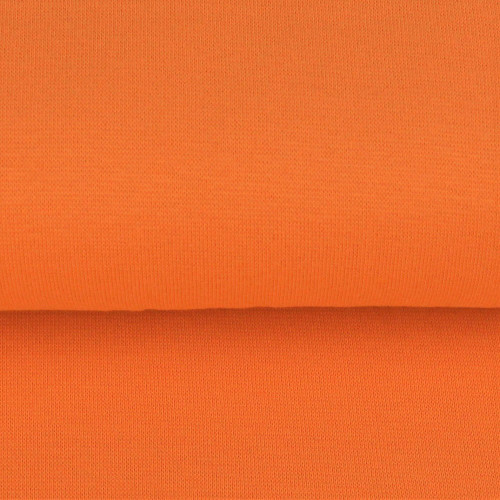 Heike: Solid Ribbing, Orange