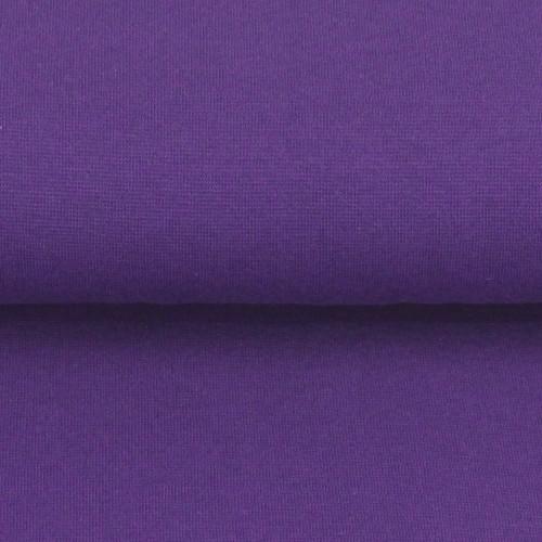 Heike: Solid Ribbing, Purple