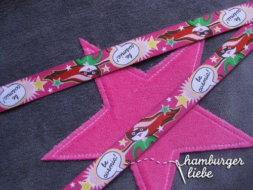 Be Cosmic!  Farbenmix ribbon
