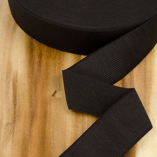 Elastic 40 mm:  Black