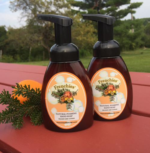 Balsam and Citrus Foaming Hand Soap Two Pack Special