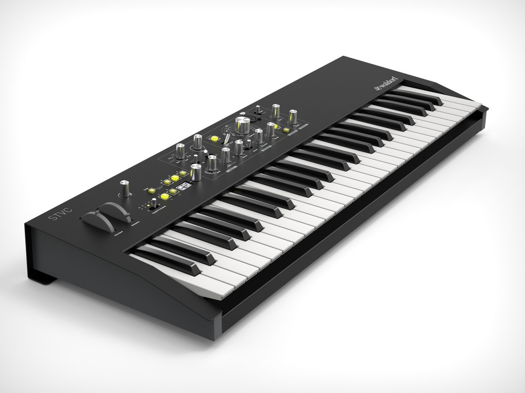 WALDORF STVC String Synth with Vocoder