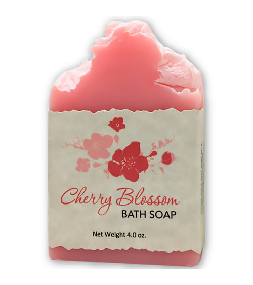 NCBF CHERRY BLOSSOM BATH SOAP