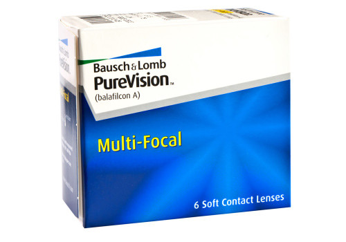 Purevision Multifocal Front