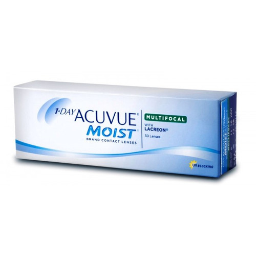 1 - Day Acuvue Moist Multifocal - 30 pack Front