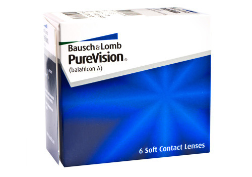 Purevision 6 Pack Front
