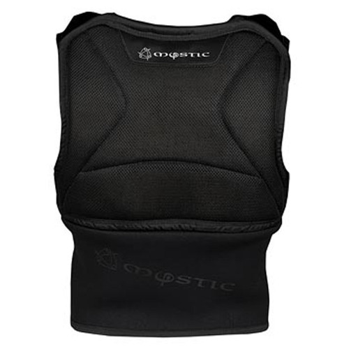 Mystic Impact Shield Vest Black/XS