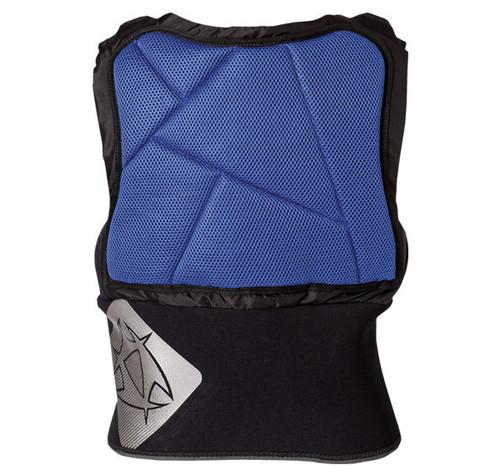 Mystic Impact Shield Vest Blue/L