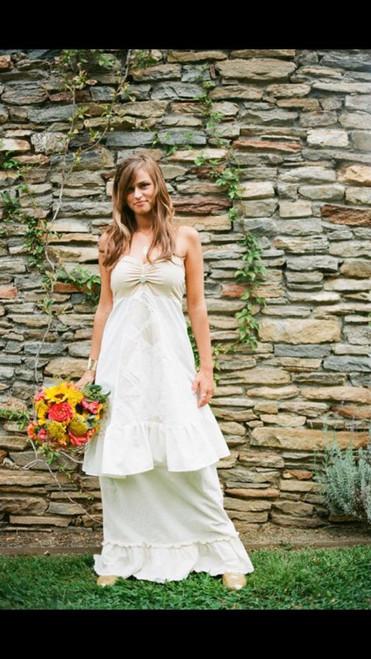 Sadie's Beautiful Wedding Dress