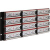 Rackmount Solutions RS-UP96-811A - 4u Cat5e Patch Panel, 96 port
