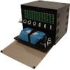 10-8584 | FRM-8RU-12X-PS | Rack Mount Fiber Box