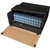 045-391-10 | FRM-4RU-12X-TS-HD | Rack Mount Fiber Box
