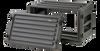 "Roto-Molded 3U Shallow Rack 10.5""H"