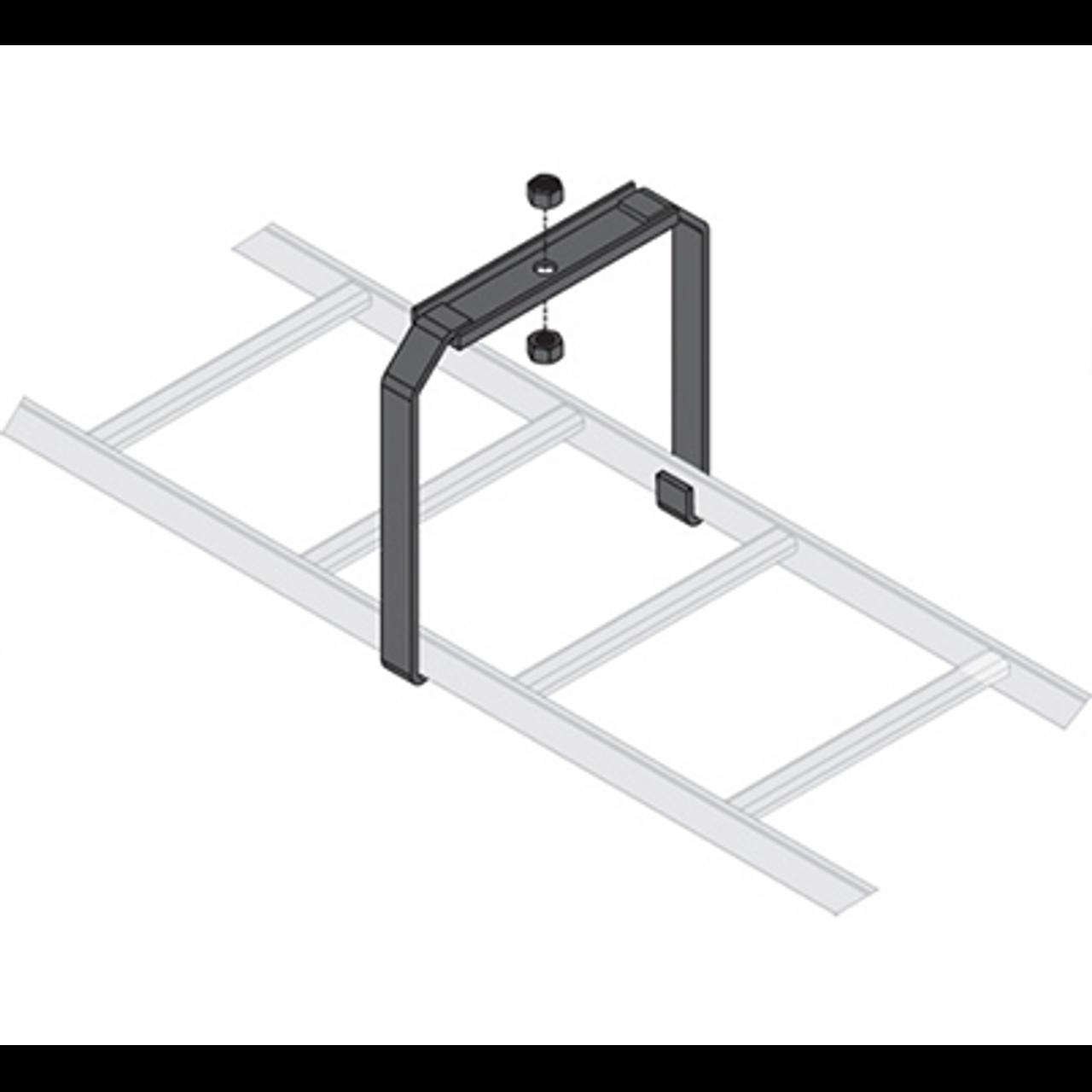 Ladder Rack Brackets Ceiling Mount Kit Rackmount Solutions