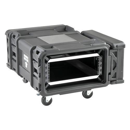 "4U 28""D Roto Molded Shock Rack SKB 3skb-R904U28"