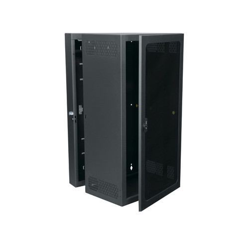 "26u 30""D Wall Mount Rack"