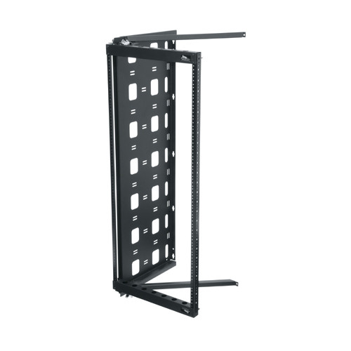 "20u 16""D Swing Frame Wall Mount Rack"