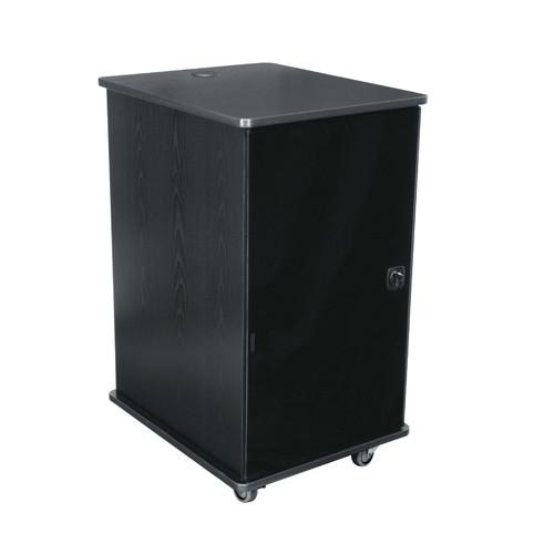 20u Portable Rack - Maple