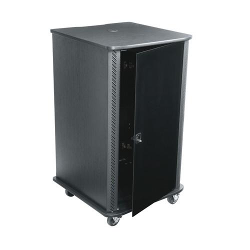RFR-2028CR | Middle Atlantic | 20u Portable Furniture Rack