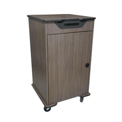 20u Portable Furniture Rack - Teak (RFR-2028TR)