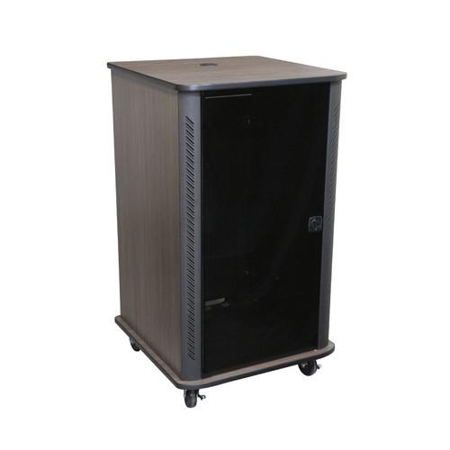 24u Portable Furniture Rack - Black