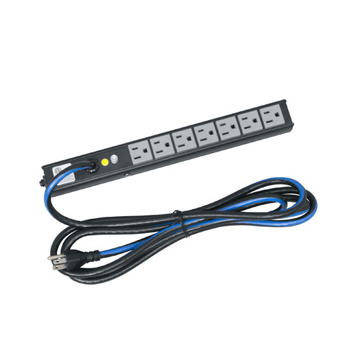 PD-715SC-NS | 7 Outlet Rackmount Power | 15AMP