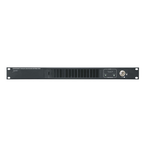 PDCOOL-1020RK | 10 Outlet Horizontal Rackmount PDU / Fan
