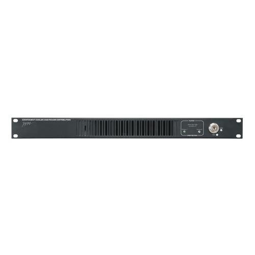 10 Outlet Horizontal Rackmount PDU/Fan